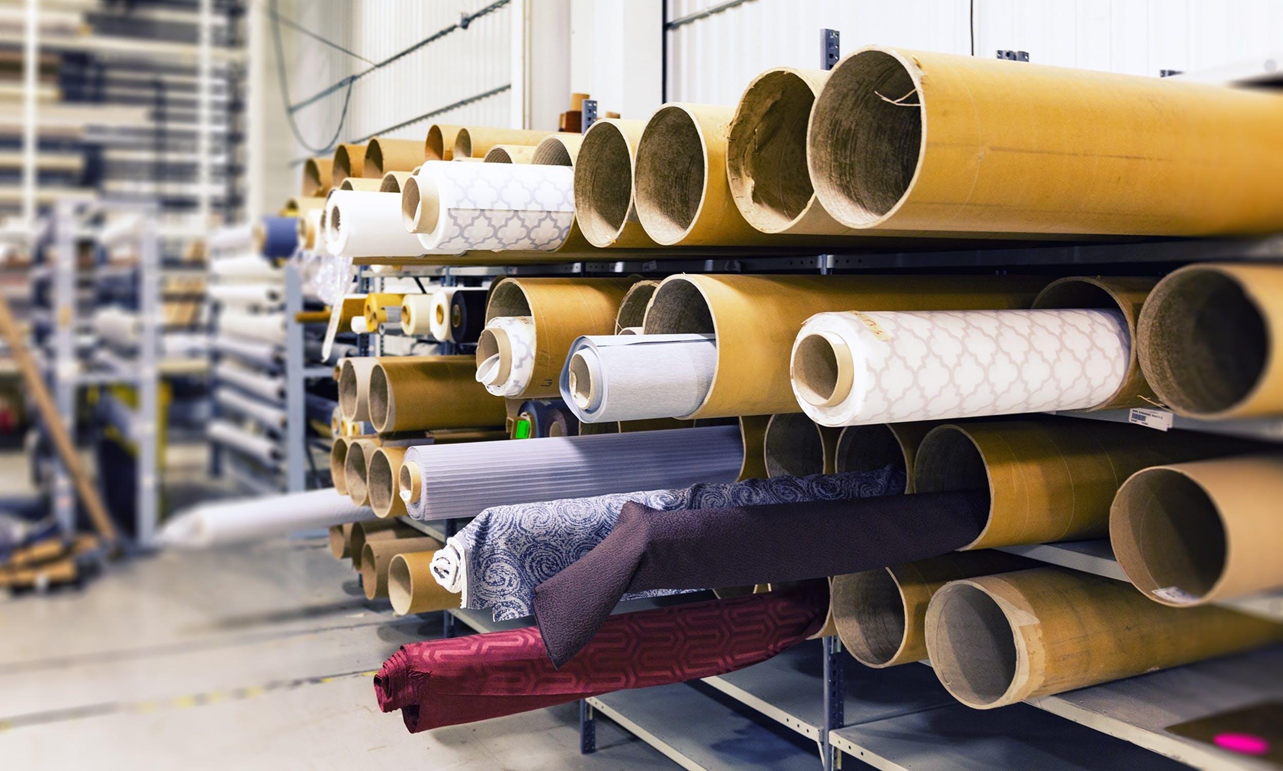 Découverte des métiers de la filière du textile
